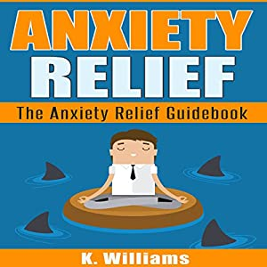 Anxiety Relief: The Guidebook Audiobook