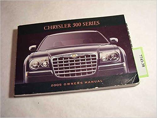 chrysler 300c workshop repair manual