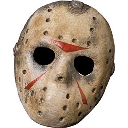 Deluxe Jason Hockey Mask Costume