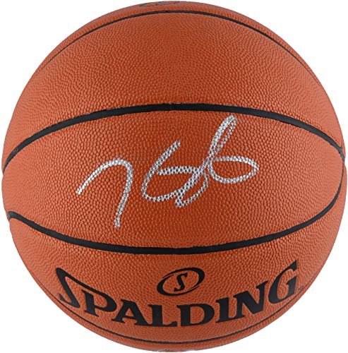 Kevin Durant Autographed Basketball - Kevin Durant Brooklyn Nets Autographed Spalding Replica Basketball - Panini Authentic - Fanatics Authentic Certified
