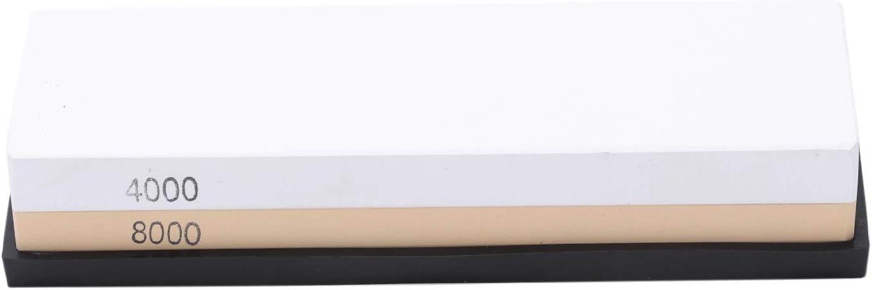 Beauneo Japanese-Style Combinaison De Pierres /à Aiguiser 4000//8000