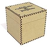 Azeeda Large (81mm) 'Meditation In Progress' Jewellery / Trinket Box (JB00039390)