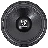 Rockville W15K6D4 V2 15'' 4000w Car Audio Subwoofer Dual 4-Ohm Sub CEA Compliant