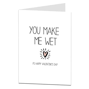 Rude Dirty Valentine S Card For Him Naughty Valentine Day Message