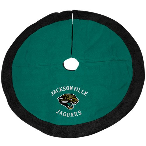 Jacksonville Jaguars 48'' Tree Skirt by SC Sports