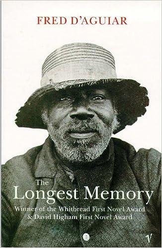 fred d aguiar the longest memory