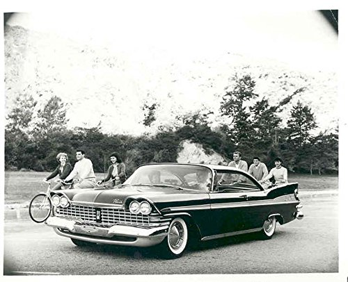 1959 Plymouth MP2P Sport Fury Automobile Photo Poster by AutoLit