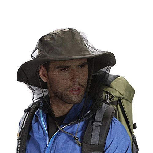 Bay Direct Premium Mosquito Head Net  Insect Repellent Netting With Gift Bag  Soft Durable Heavy Duty Fly Screen Protection For Any Outdoor Activities 100  Satisfaction Guarantee  Hat Not Included