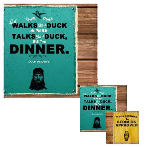 Duck Dynasty Party Lunch Napkins (16 ct)