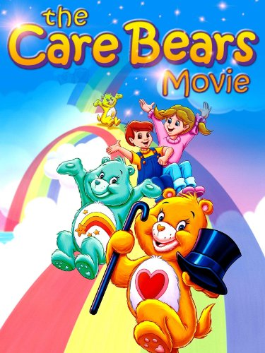 Amazon Com The Care Bears Movie Mickey Roony Jackie
