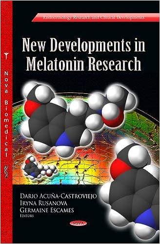 New Developments in Melatonin Research Edited by Darío Acuña-castroviejo, Edited by Iryna Rusanova, Edited by Germaine Escames October, 2013: Amazon.es: ...