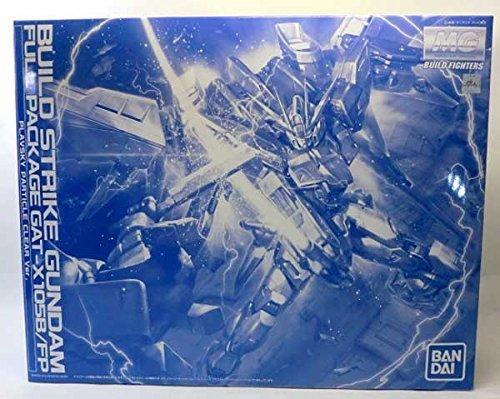 Bandai MG 1/100 GAT-X 05 B/FP Build Strike Gundam Full Package PLAVSKY PARTICKLE CLEAR Ver.