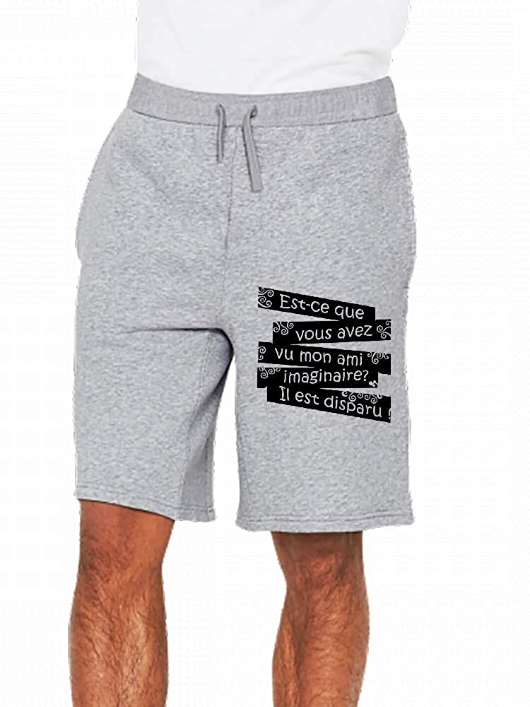 JiJingHeWang Havetouseenmyhefr Mens Casual Shorts Pants