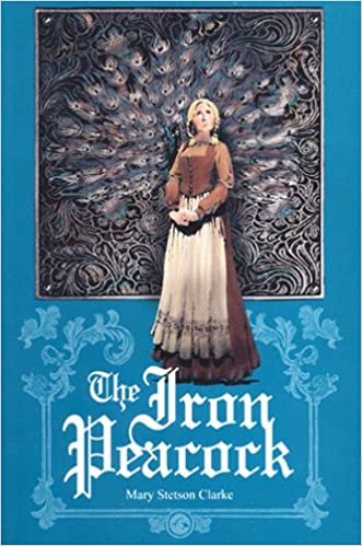 Image result for iron peacock book cover