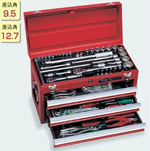 TASCO (タスコ) ツールセット(オートメカニックメンテナンス用) TA710BR B01LKLR172