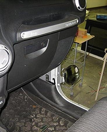 Doors Off - Jeep Wrangler Side Hinge Mirrors JK (2007-2017) & Amazon.com: Doors Off - Jeep Wrangler Side Hinge Mirrors JK (2007 ... Pezcame.Com