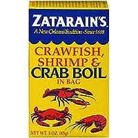 Zatarain's 干螃蟹煮锅(4 件装)