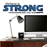 RoomMates Star Wars Classic The Force Is Strong