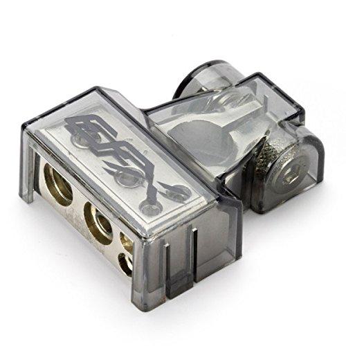 Scosche Battery Terminal (SCOSCHE EFXCBT048 0/4/8 Gauge Core Battery Terminal)