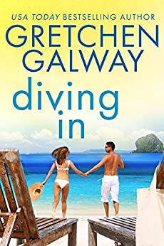 Diving In by [Galway, Gretchen]