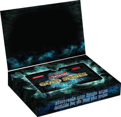 YuGiOh Gold Edition Series 5 Booster Pack (Haunted Mine) HOBBY ONLY EXCLUSIVE ()