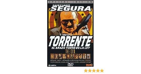 Torrente, el brazo tonto de la ley Reino Unido DVD: Amazon ...
