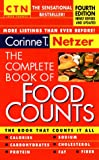The Complete Book of Food Counts, Corinne T. Netzer, 0440221102