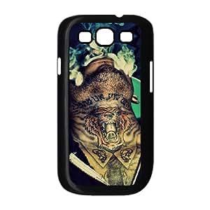YUAHS(TM) Custom Case for Samsung Galaxy S3 I9300 with Kid Ink YAS047887
