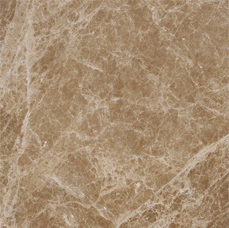 Light Emperador Turkish Polished Marble Mosaics & Tiles 1 Square Feet (12x12x3/8 INCH TILE)