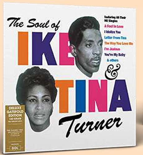 Album Art for Soul Of Ike & Tina Turner by Ike & Tina Turner