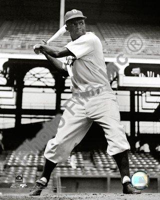 (Jackie Robinson Brooklyn Dodgers 1949 MLB Action Photo #2 8x10)