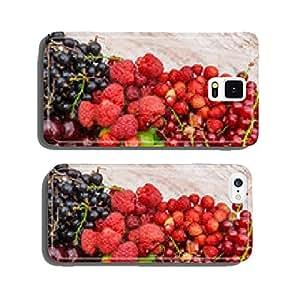 Garden seasonal fruits cell phone cover case iPhone5