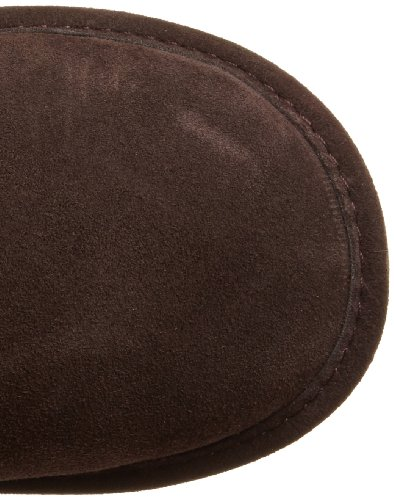 Ii Boot Trimmed Chocolate Bearpaw Emma Women's 205 Fur Brown wqn4Z0