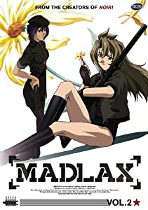 Madlax: V.2 The Red Book (ep.5-8)