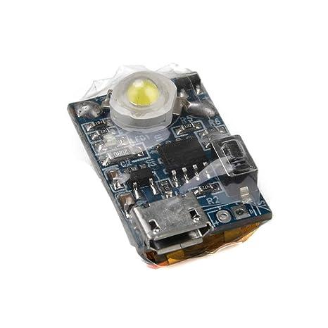 Ganquer Flash Estroboscópico Lámpara Vuelo Luces Noche LED Dron ...