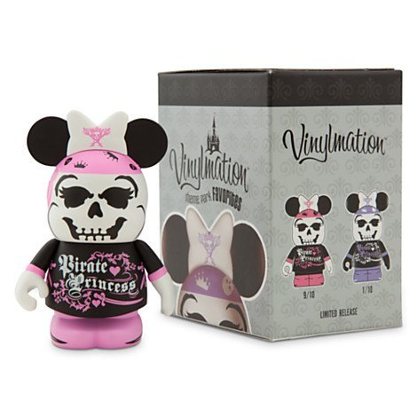 Vinylmation 3'' Figure - Pirate Princess by (Pirate Jack Skellington)