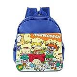 Rugrats In Paris Toddler School Backpack RoyalBlue