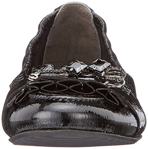Kennel und Schmenger Women's Malu Closed Toe Ballet Flats Black (Schwarz/Black 450) outlet under $60 low shipping fee online free shipping shop uHlYp