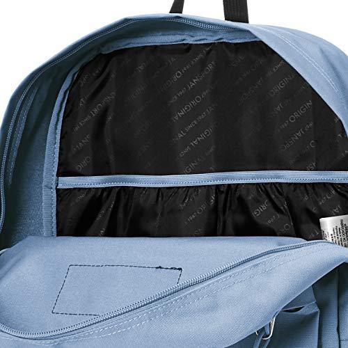 JanSport SuperBreak Plus Laptop Backpack - Lightweight School Pack