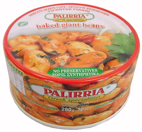 Palirria Baked Giant Beans (Gigantes) by PALIRRIA