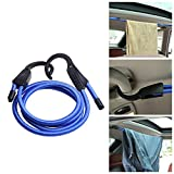 Adjustable Elastic Car Interior Cloth Line Car Luggage Fixed String Clothes Jacket Towel Holder Auto Accessories(1.5M)
