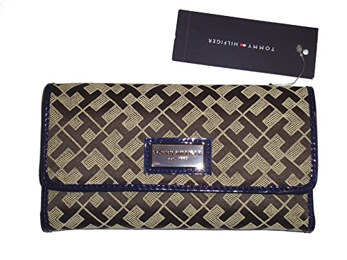 Tommy Hilfiger Womens Wallet Brown / Tan