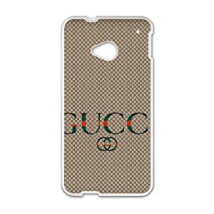 Gucci design fashion cell phone case for HTC One M7