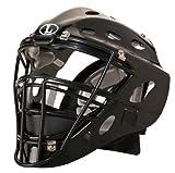 Louisville Slugger TPX Intermediate Catcher's Helmet, Black,6 3/8-7 1/8