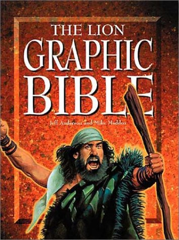 - The Lion Graphic Bible