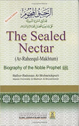 The Sealed Nectar Ebook