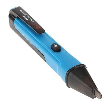 perfk Detector de Alarma de Corriente Alterna Sin Contacto Eléctrico Terminales Kits de Instalación Eléctrica: Amazon.es: Bricolaje y herramientas