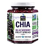 World Of Chia Spread Blackberry Agav, 10.9 oz