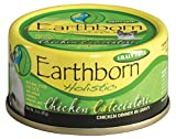 Earthborn Holistic Chicken Catcciatori Grain Free Canned Cat Food, 3 Oz, Case Of 24 Larger Image