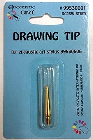 Encaustic Art Replacement Drawing Tip for Encaustic Art Stylus 99530506 - Encaustic Tools